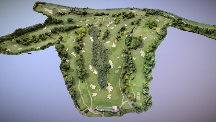 Serapong - Whole Course 3D Model