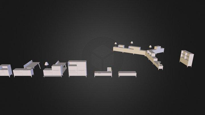 Xy 3D Model