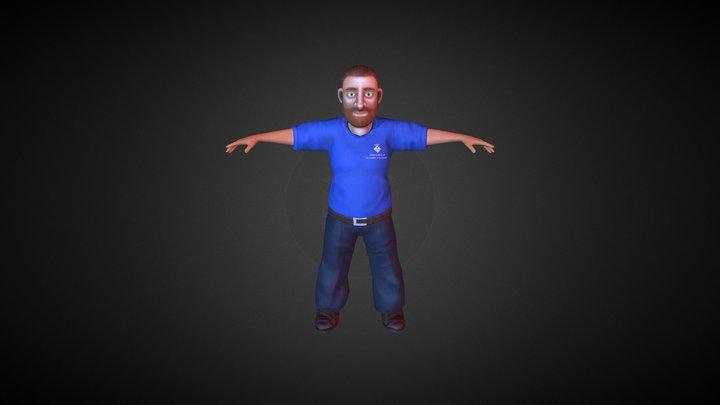 Benito 3D Model