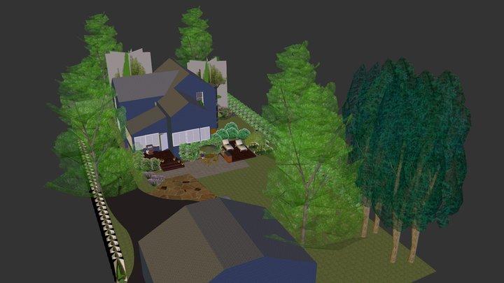 client m residence 3D Model