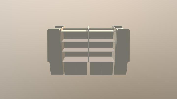 FUR-01 3D Model