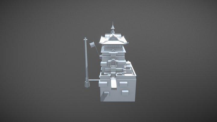 Youwu 3D Model