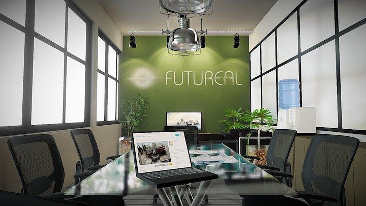 Futureal's IT School 3D Model