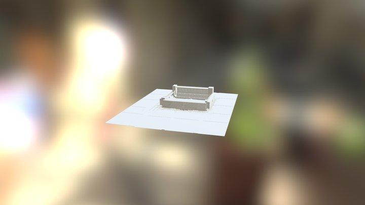 Estadio Emelec 3D Model