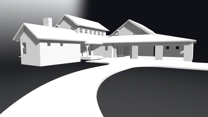 Dry Creek Ranch 3D Model