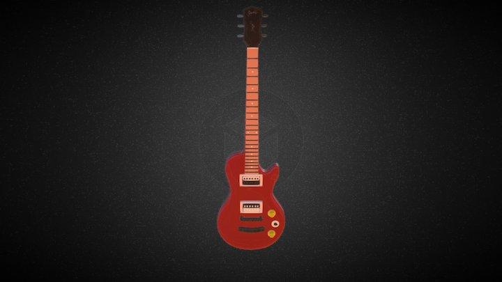 Epiphone Les Paul Special Edition 2 3D Model