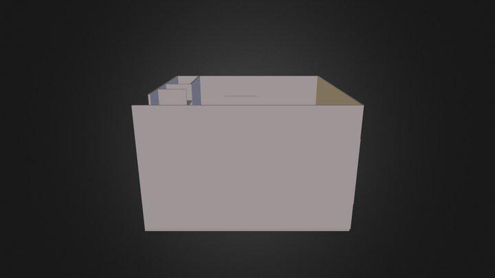 Cuarto 3D Model