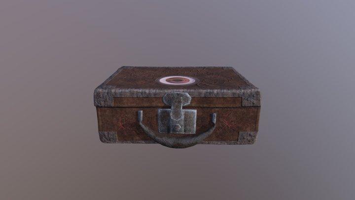Mysterious Suitcase - #SuitcaseChallenge 3D Model