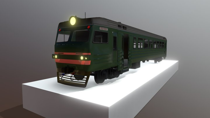 R2T 3D Model