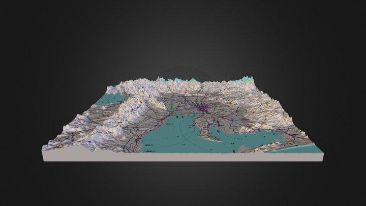 No-bi Heiya 3D Model