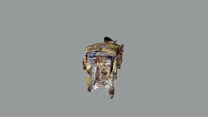 井寺古墳前庭部 3D Model