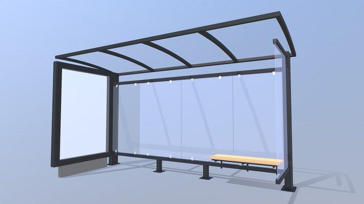 CAB NAZARE F MUPI 3D Model