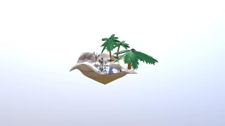 Monstergarden 3D Model