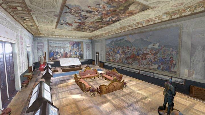 Museo della Battaglia, Vittorio Veneto, Italy 3D Model