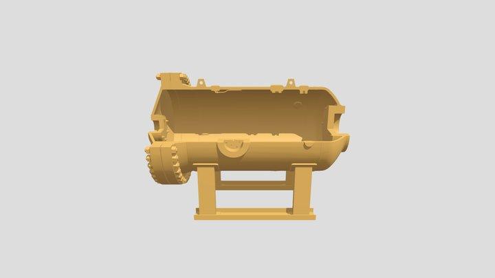 CE1000 1-4 3D Model