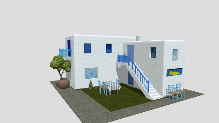 Home Work9 - Automapping 3D Model