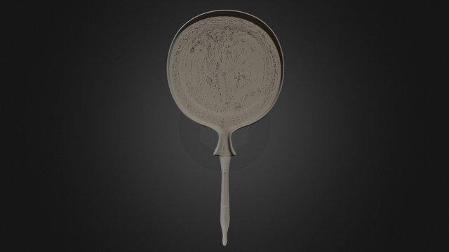 Specchio Etrusco 3D Model