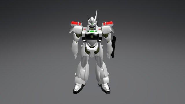 Patlabor - Ingram 3D Model