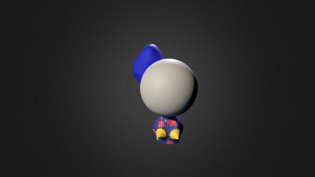 Artwork_02 3D Model