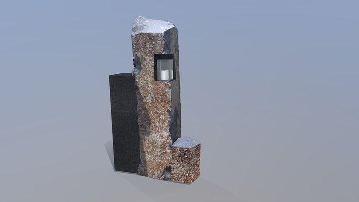 Entwurf 3D Model