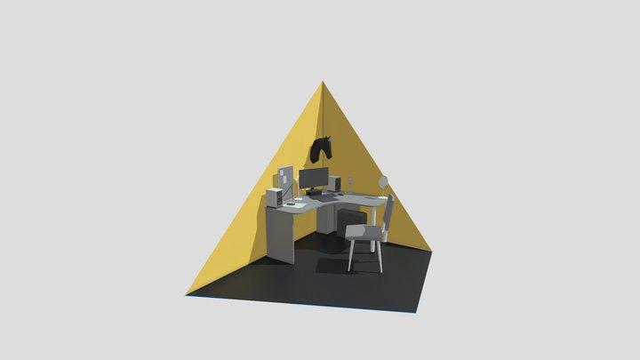 Homework 1 3D Model