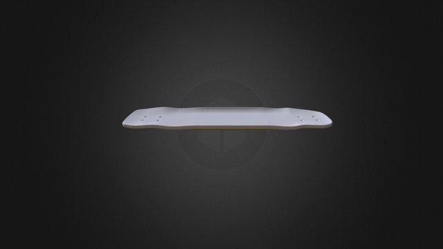 Conception Skateboard electrique 3D Model