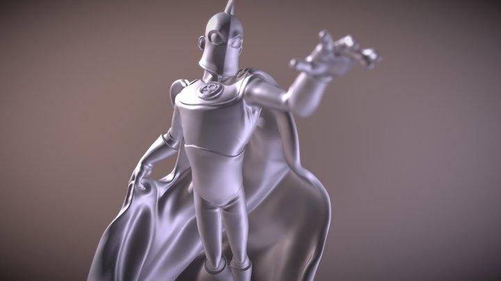 Cartoon DR. Fate 3d print 3D Model