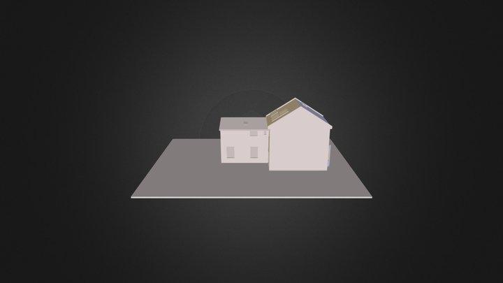 Brockley 3D Model