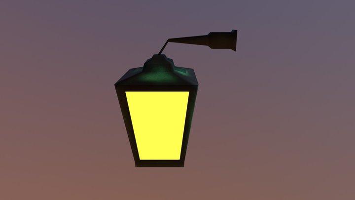 Farol_glow 3D Model