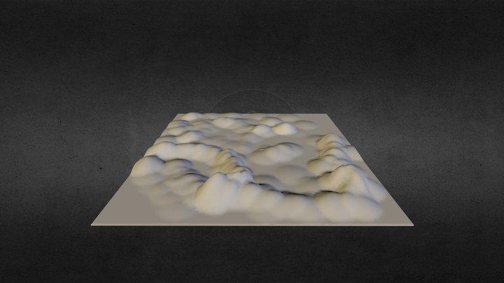 terrain.3ds 3D Model