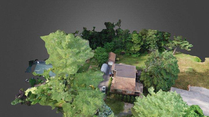 Sequassen 3D Model