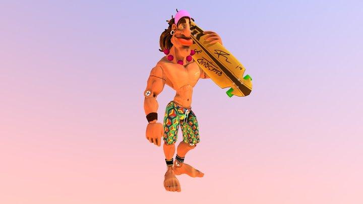 Cedar! 3D Model