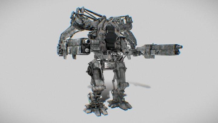 APU - The Matrix 3D Model