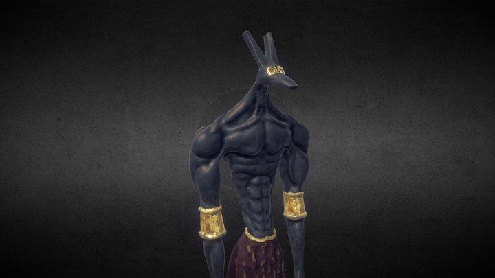 Ancient God (revisited) 3D Model