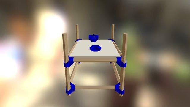 3D printed Joints 3D Model