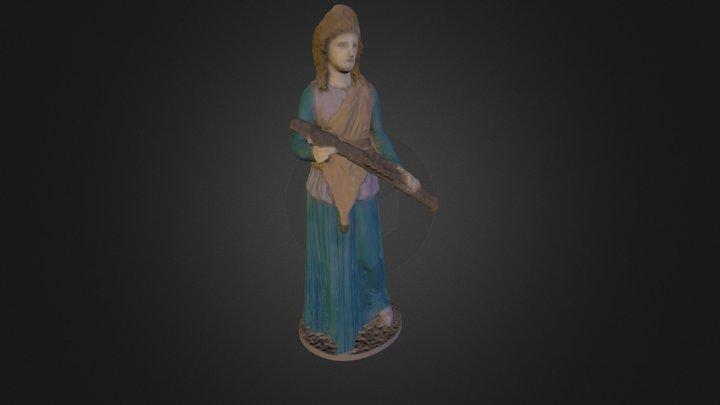 Euterpe-Final Restoration 3D Model