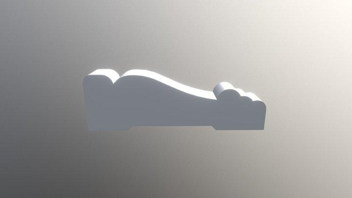 Saroyan 3D Model