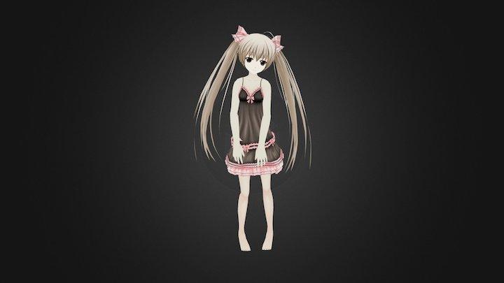 7 3D Model