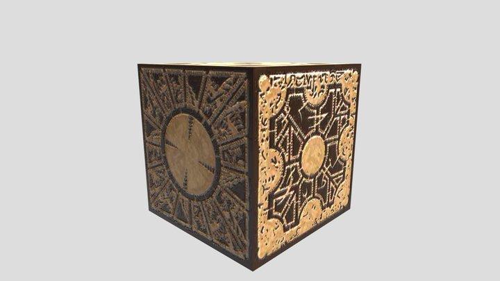 Hellraiser_cube 3D Model