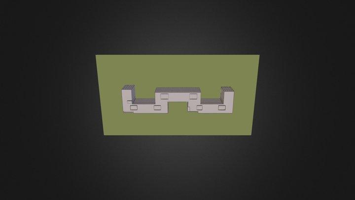 Meandris (2) 3D Model
