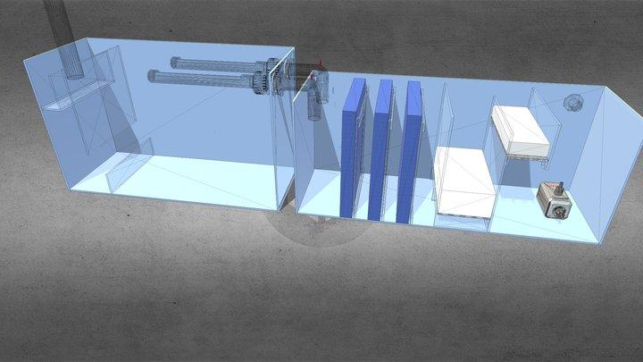 Decante 102 3D Model