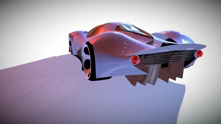 CarSketch2 3D Model