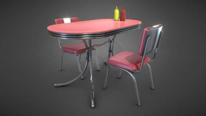 Retro Assets - BundlePack One 3D Model
