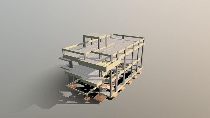 RESIDENCIA D | F 3D Model