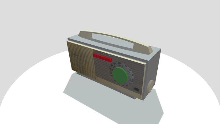 Rytmus 3D Model