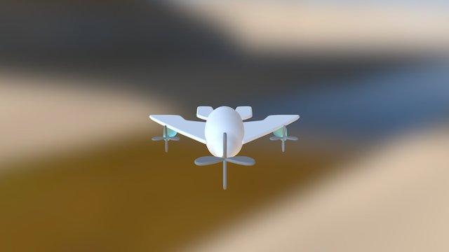 Fly01 3D Model