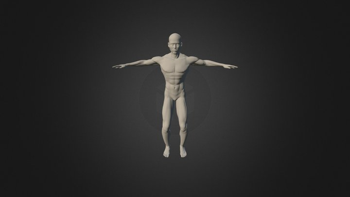 "Victus ""From Azul Cielo"" 3D Model"