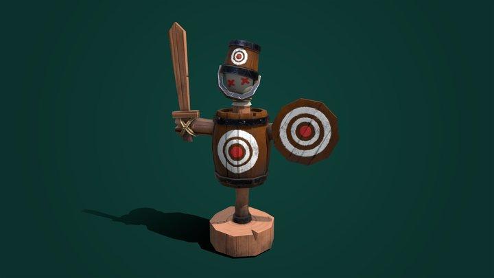 Aristocrash - Practice Dummy 3D Model