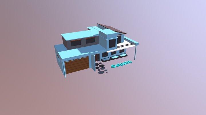 Ev Tasarımım 3D Model