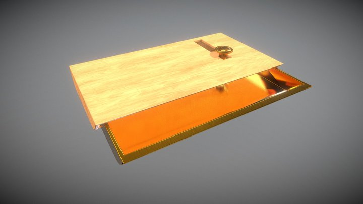 The Cardcase 3D Model